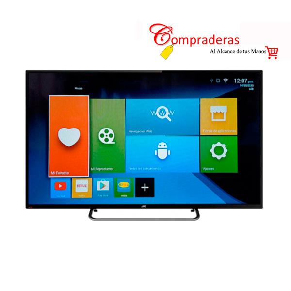 JVC - Smart TV LED de 43