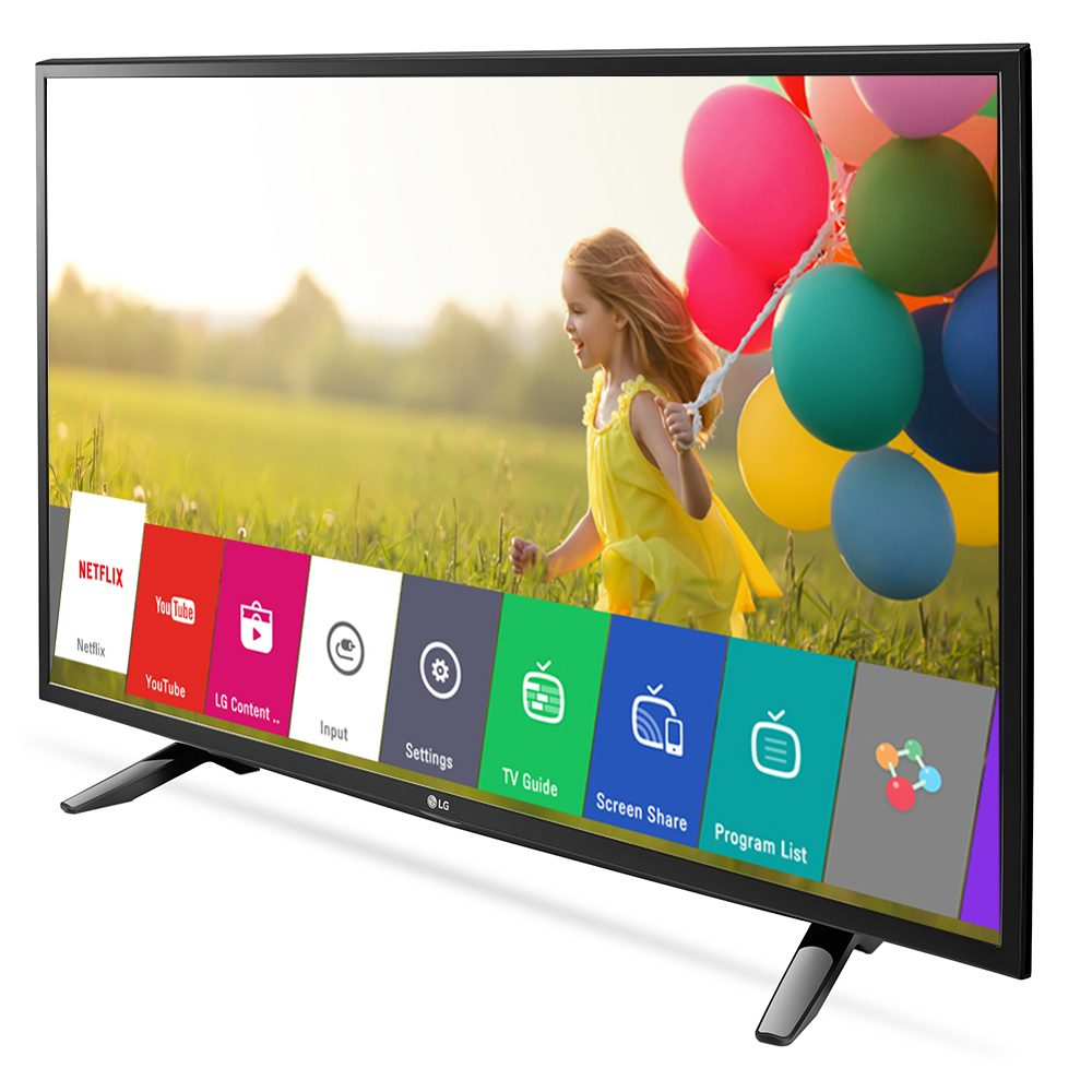 lg smart tv led de 49 full hd compraderas. Black Bedroom Furniture Sets. Home Design Ideas
