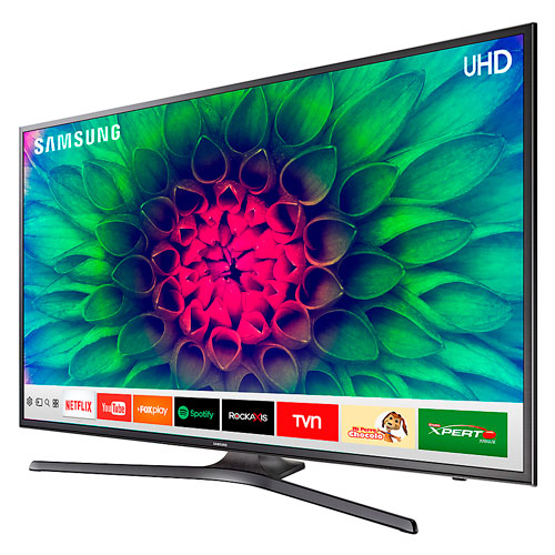 e203ff654ca36 Samsung – Smart TV LED de 55″ Serie 6 Ultra HD 4K – Compraderas